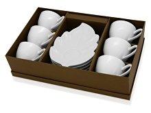 Набор: 6 чашек с блюдцами «Осенний»(арт. 829886), фото 2