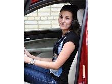 Подушка на подголовник автомобильного сидения «Косточка»(арт. 833027), фото 2