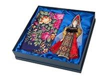 Подарочный набор «Катерина»: кукла, платок (арт. 94800)