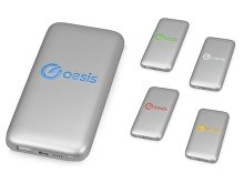 Портативное зарядное устройство XOOPAR BUBBLE BANG с подсветкой, 5000 mAh (арт. 966100)