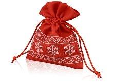Мешочек подарочный новогодний (арт. 995017)