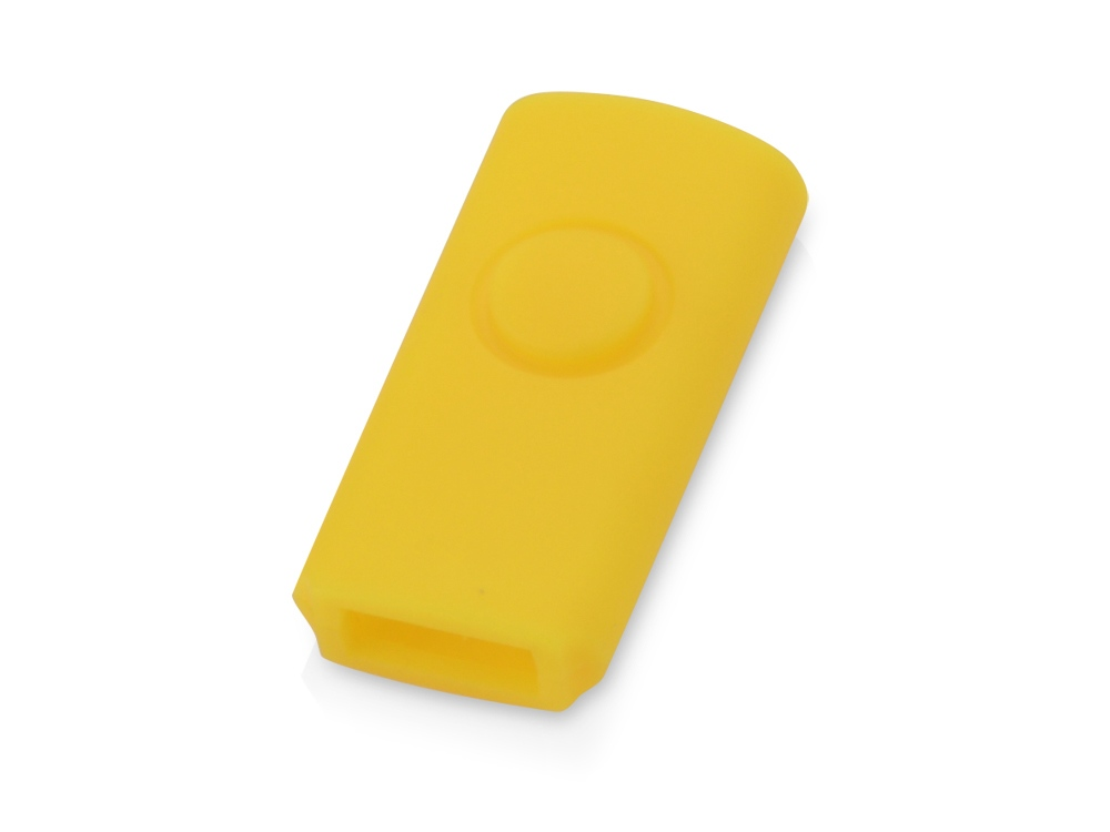 Корпус для флеш-карты «Щит», желтый