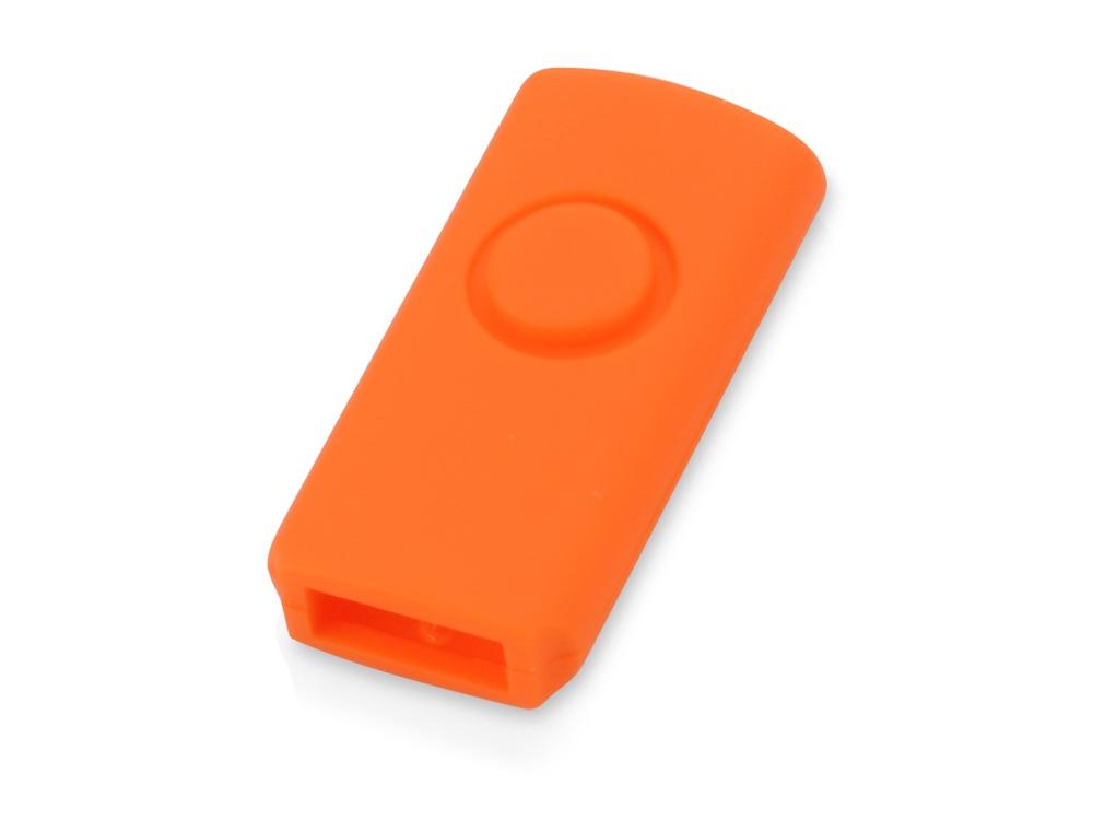 Корпус для флеш-карты «Щит», оранжевый
