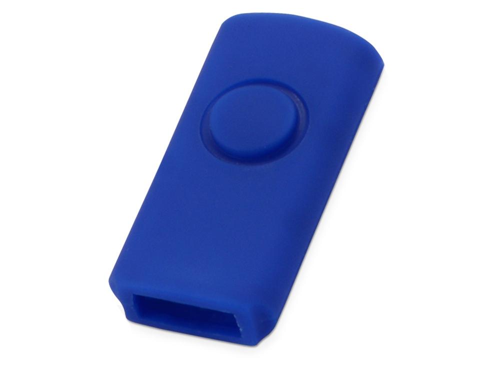 Корпус для флеш-карты «Щит», синий