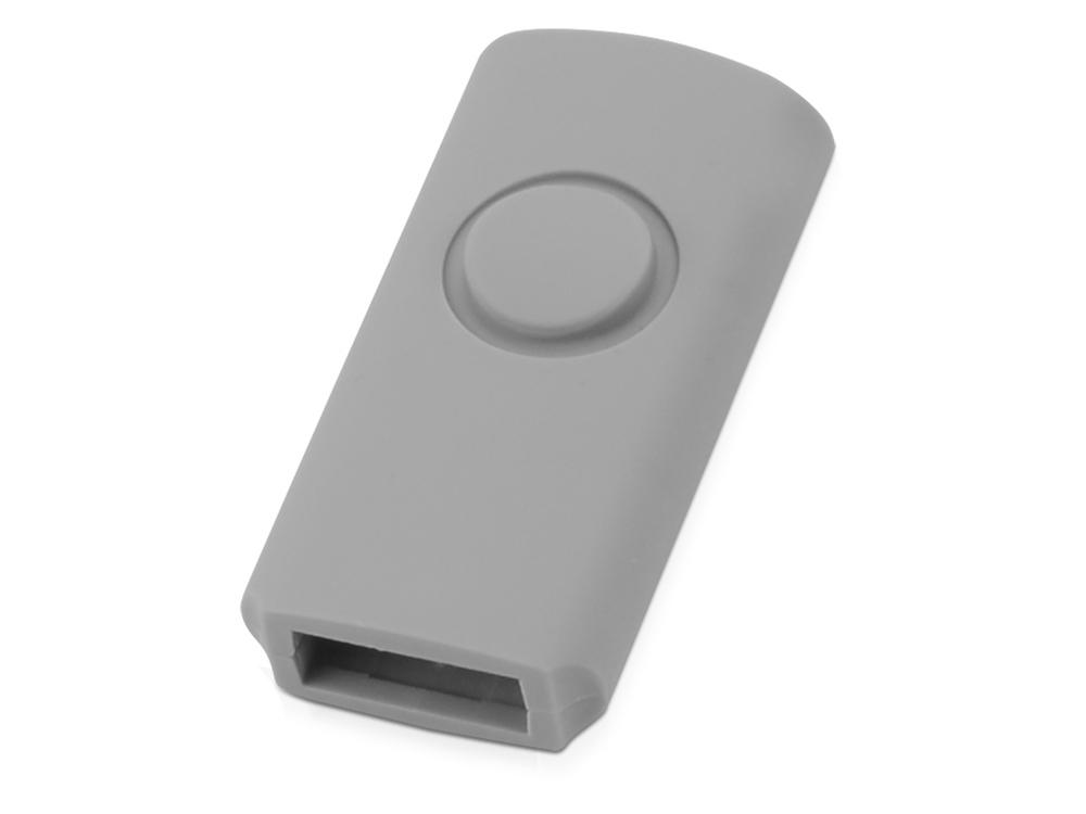 Корпус для флеш-карты «Щит», серый
