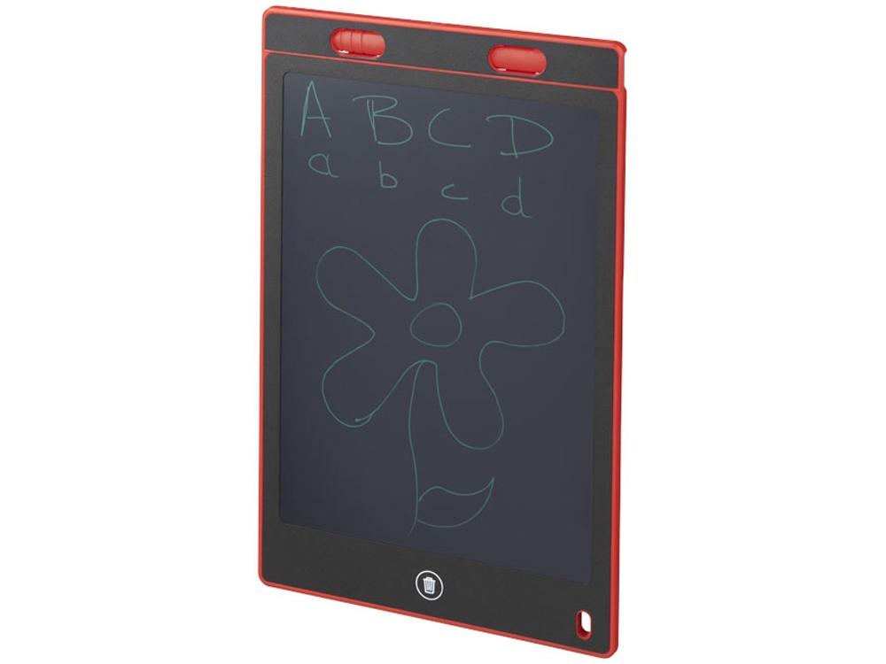 Планшет для заметок на ЖК-экране Leo, красный