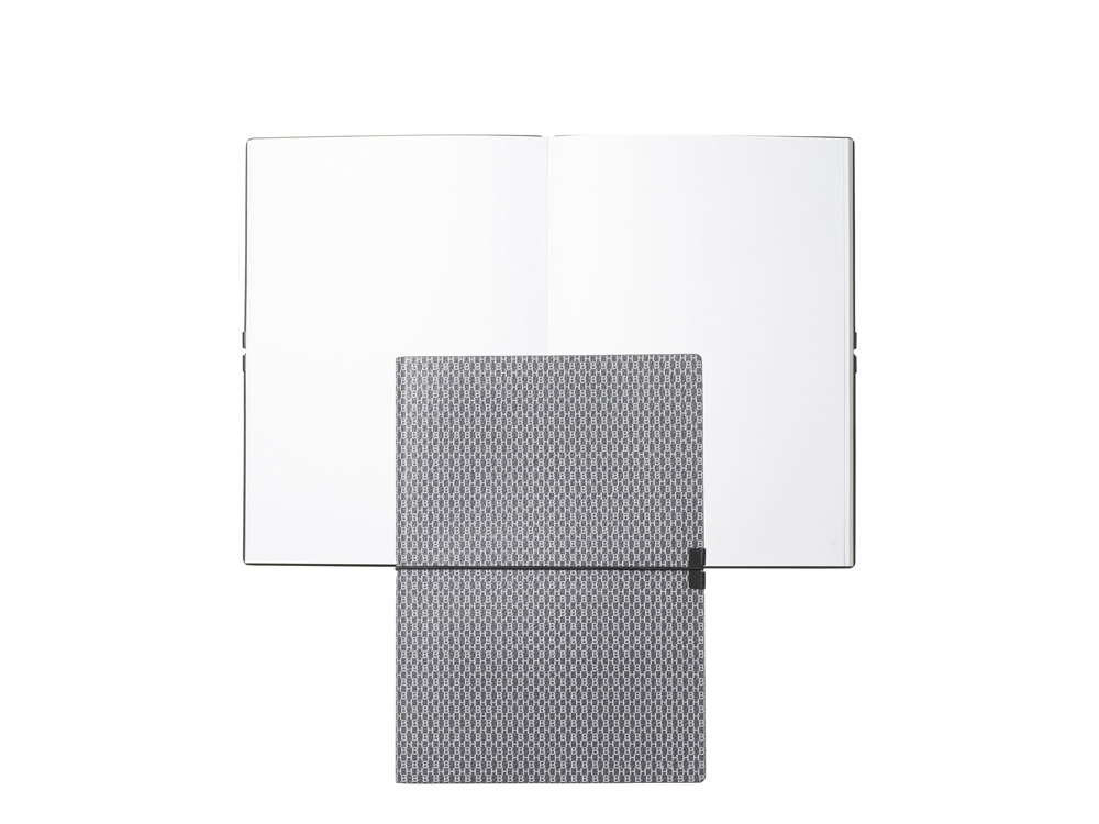 Блокнот формата А5 Storyline Epitome Dark Grey