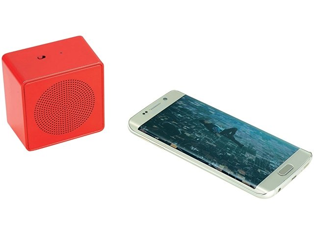 Динамик Whammo Bluetooth®, красный