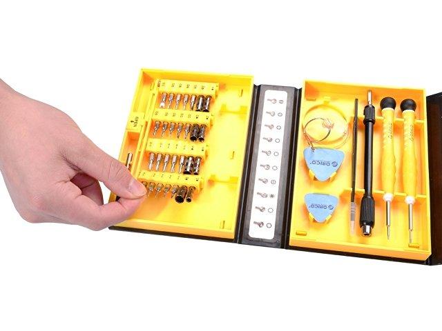 Набор отверток для ремонта мобильных телефонов Orico ST2 (черный)