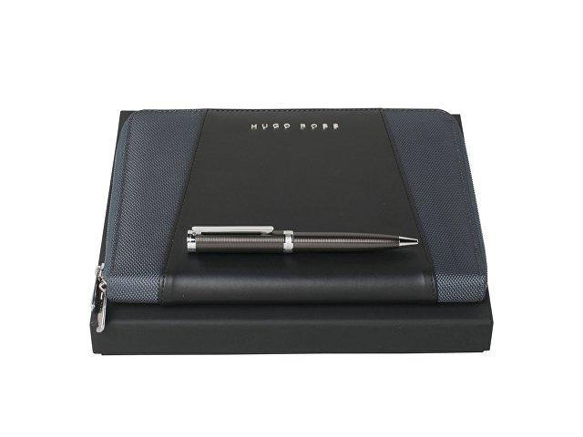 Подарочный набор: ручка шариковая, блокнот А6