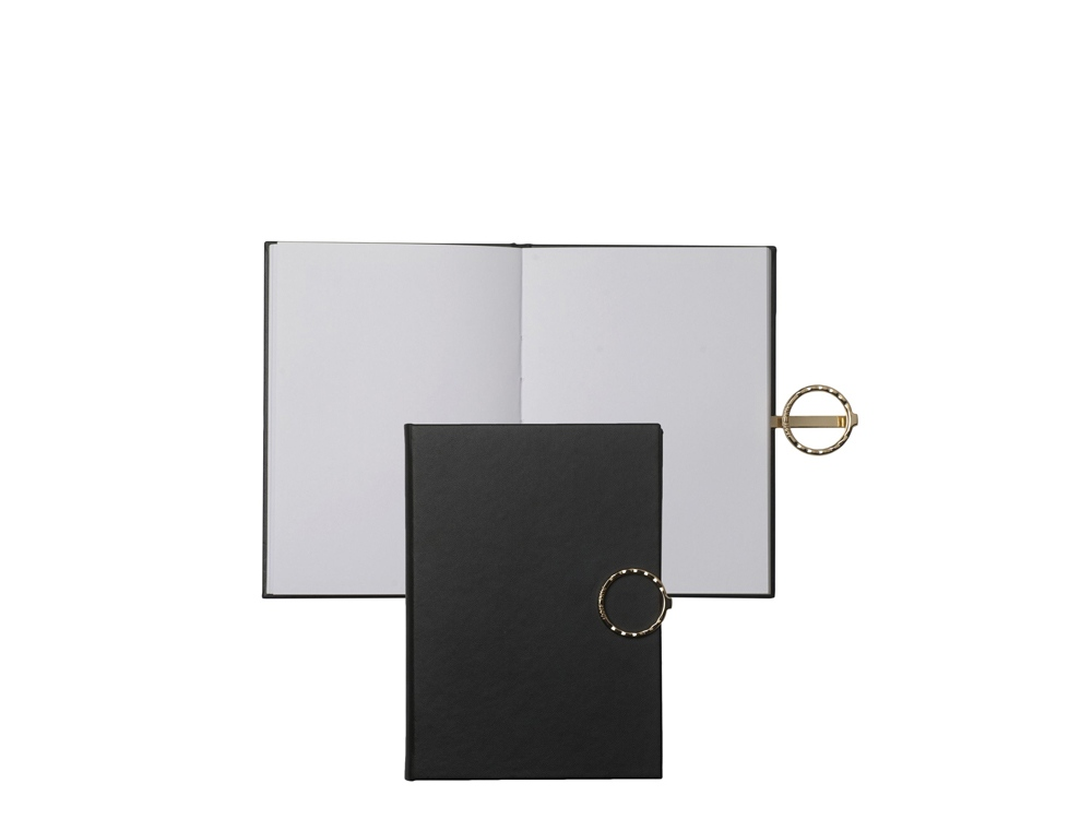 Блокнот формата А6 Boucle Noir. Nina Ricci