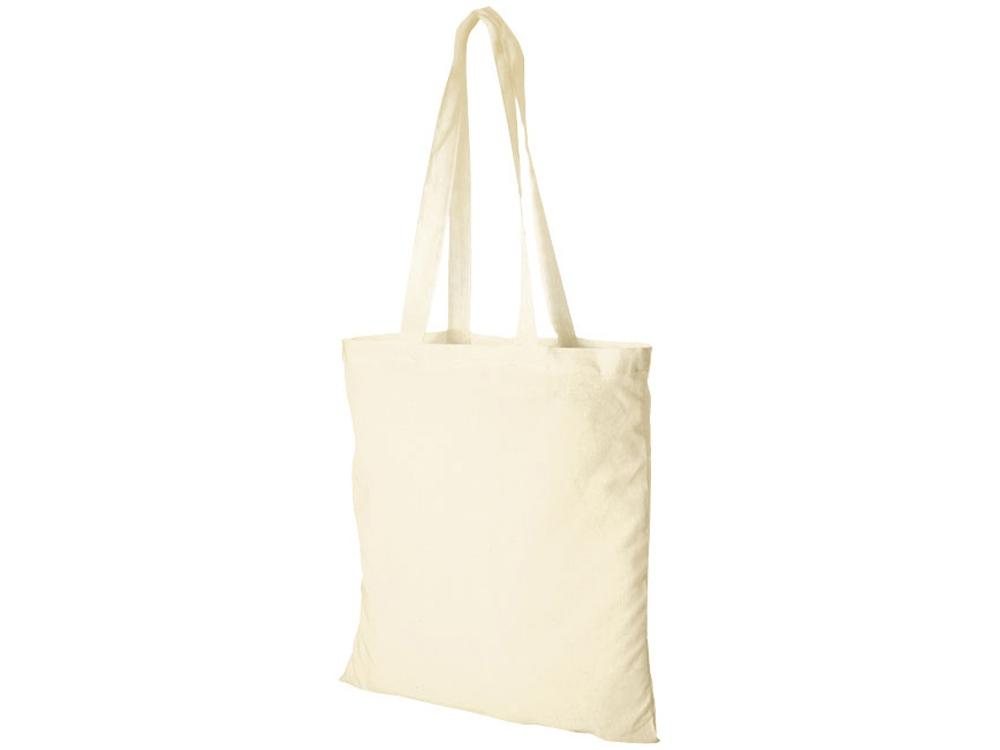 Хлопковая сумка Madras, натуральный