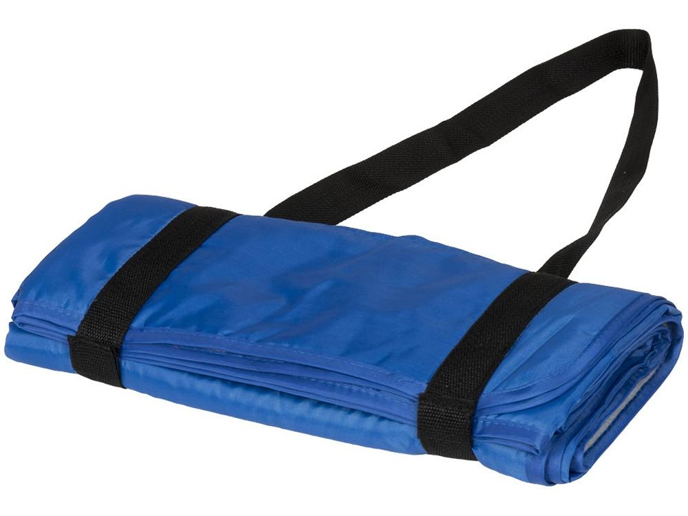 Плед Picnic с ремнем для переноски, синий