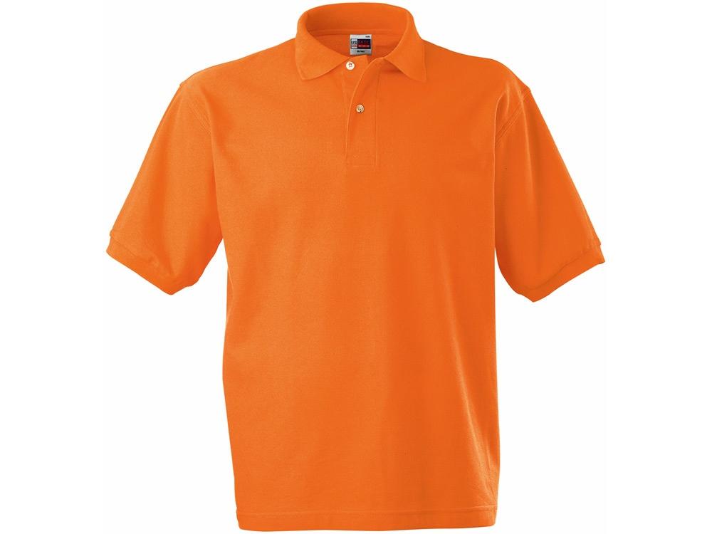Рубашка поло Boston детская, оранжевый