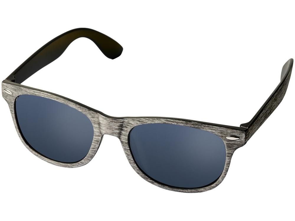 Солнечные очки Sun Ray с цветным покрытием, светло-серый