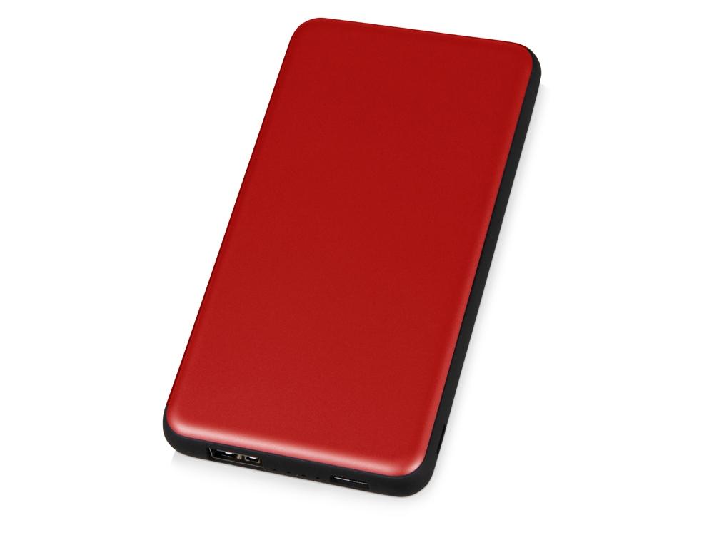 Портативное зарядное устройство Shell Pro, 10000 mAh, красный