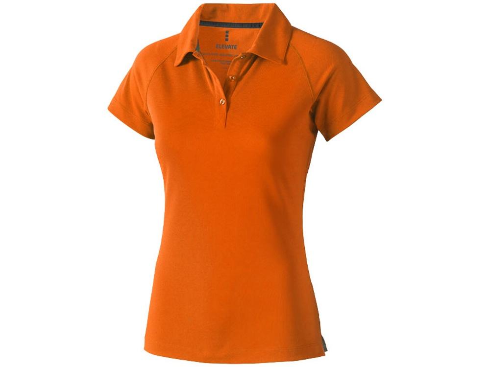 Рубашка поло Ottawa женская, оранжевый