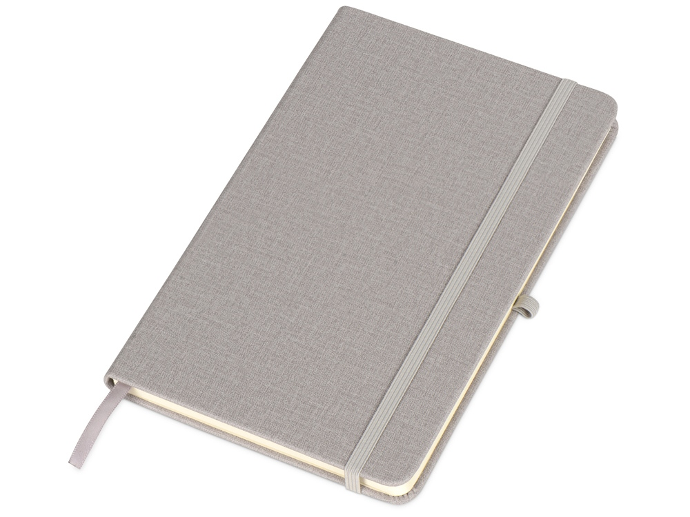 Блокнот А5 Ribby 140*205 мм, светло-серый