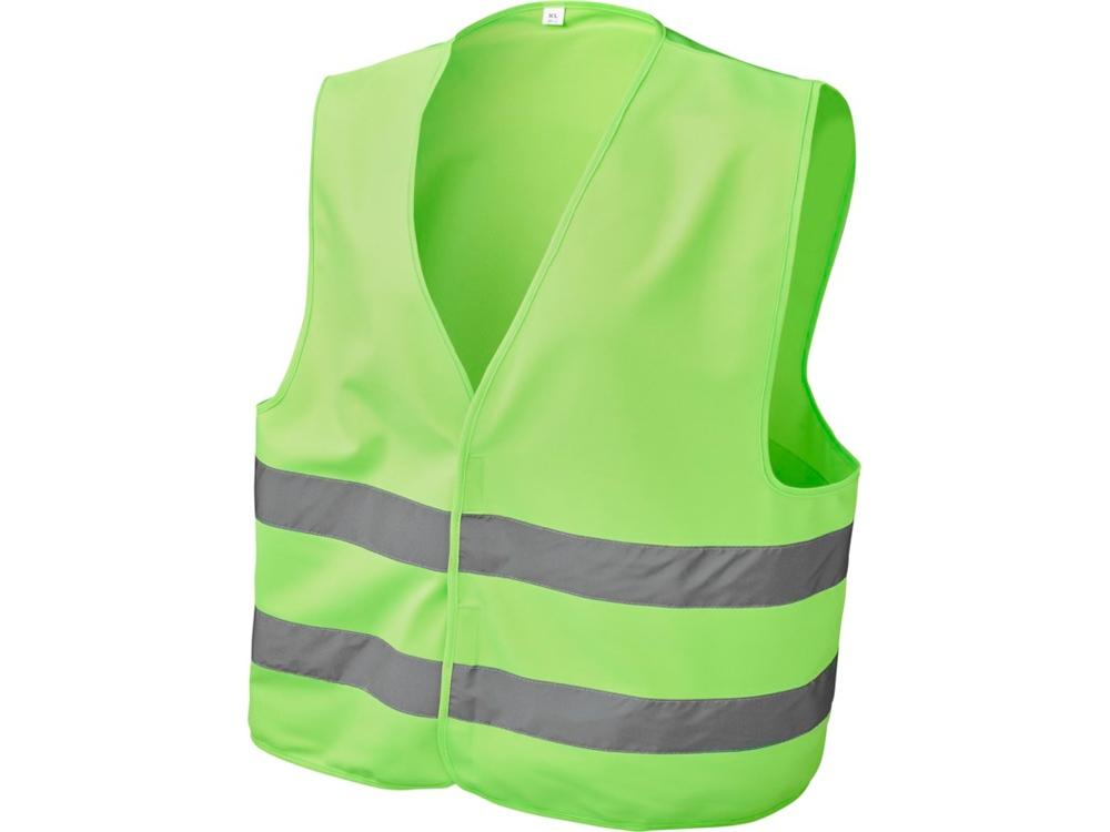 Защитный жилет See-me-too для непрофессионального использования,  неоново-зеленый