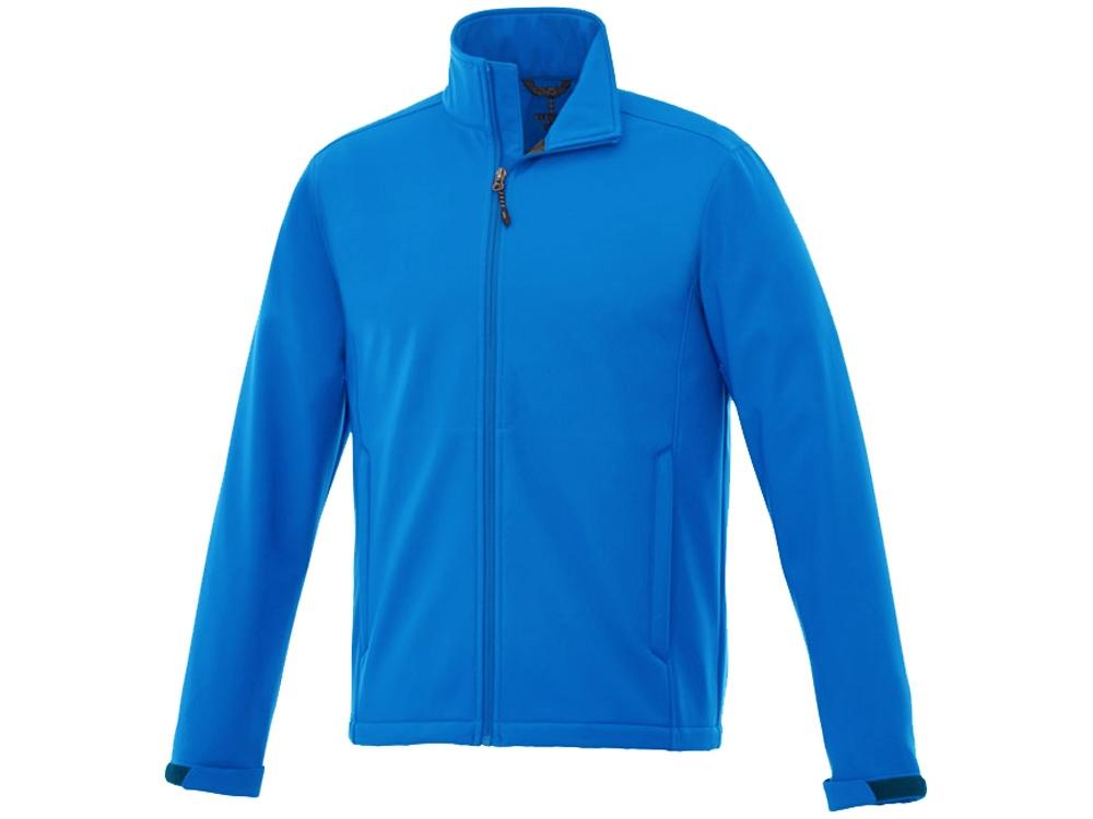 Куртка софтшел Maxson мужская, синий
