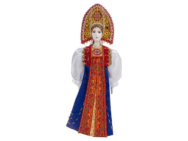Подарочный набор «Марфа»: кукла, платок