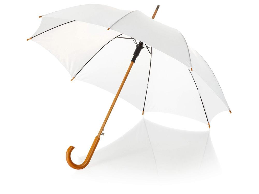 Зонт Kyle полуавтоматический 23, белый