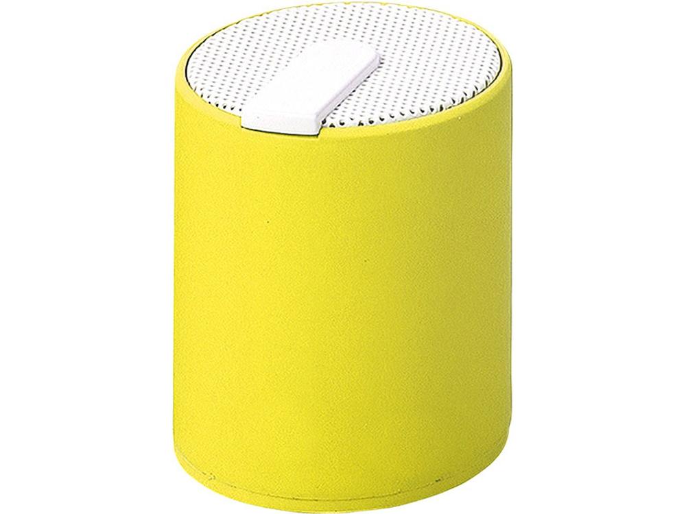 Колонка Naiad с функцией Bluetooth®, желтый