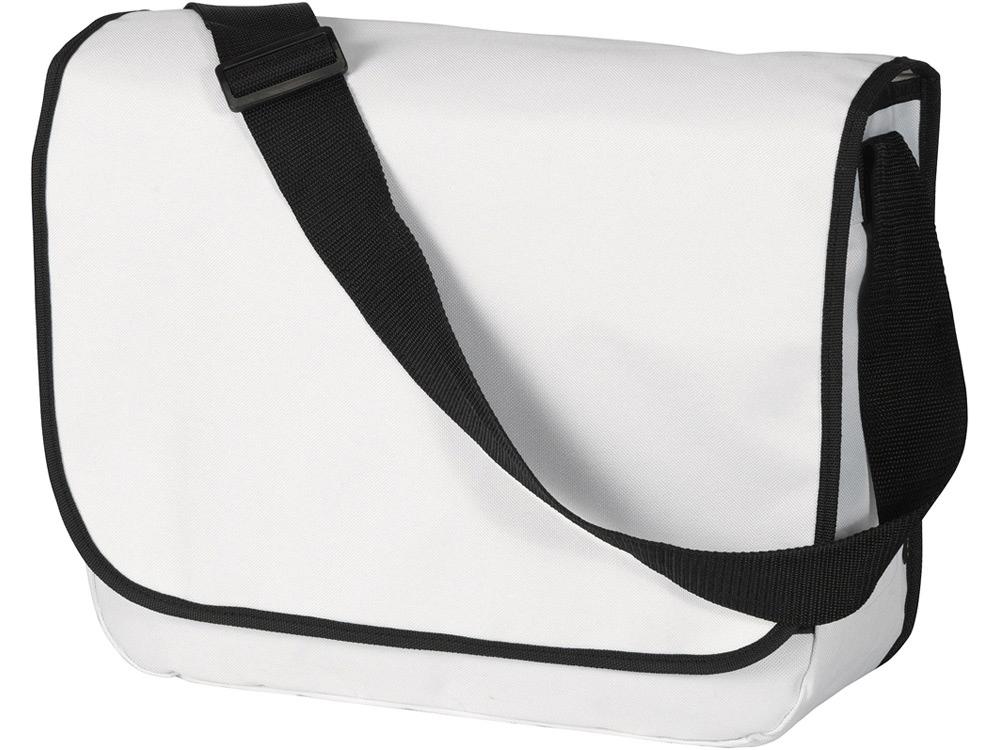 Сумка на плечо Malibu, белый/черный