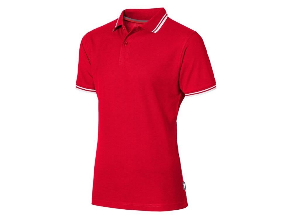 Рубашка поло Deuce мужская, красный