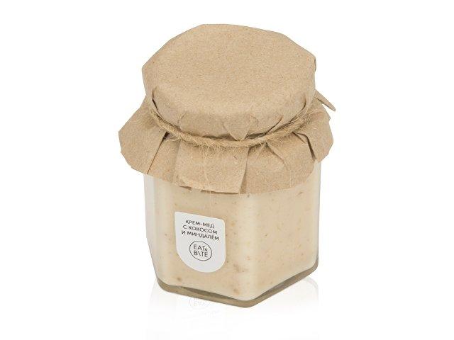 Крем-мёд с кокосом и миндалём 250