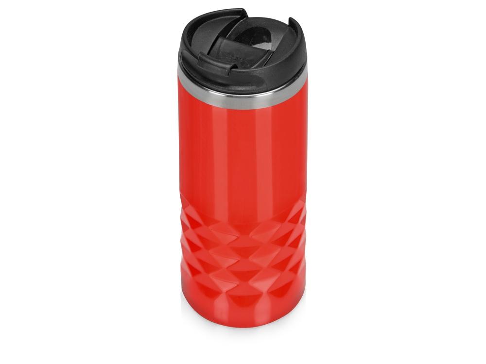 Термокружка Lemnos 350 мл, красный