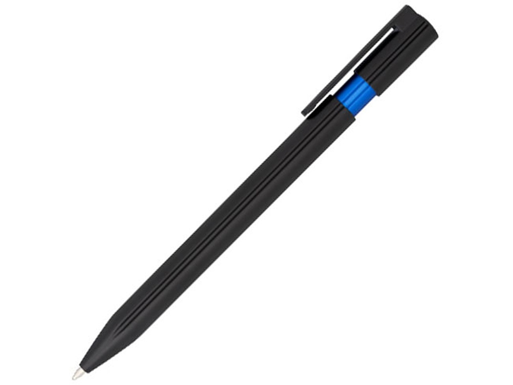 Шариковая ручка Hyde, черный/синий