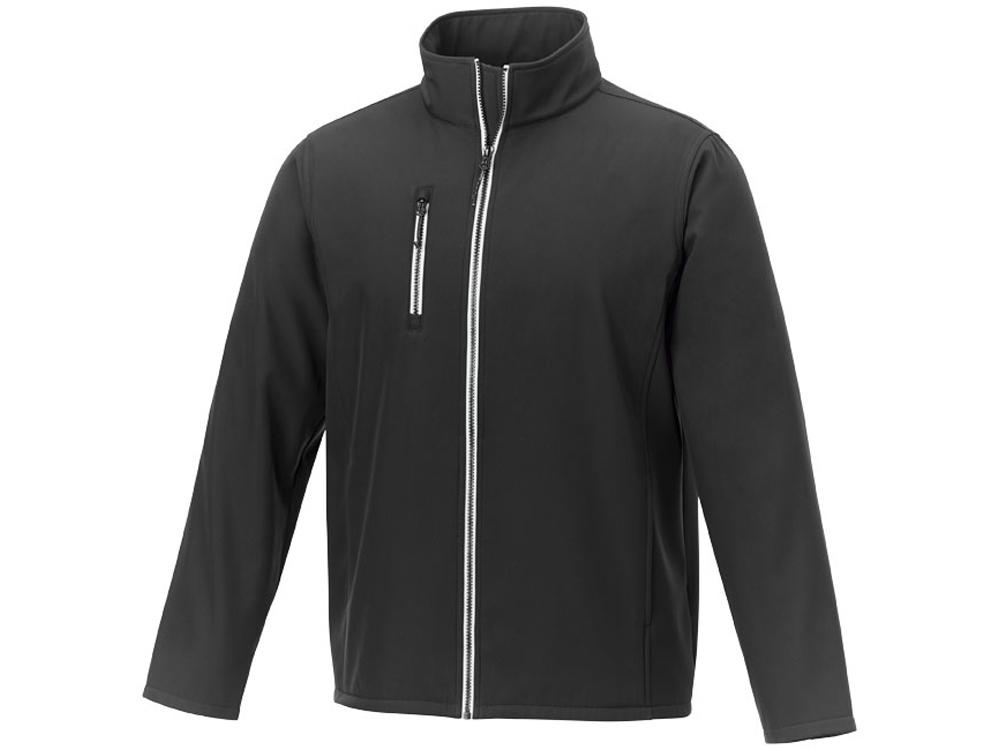 Мужская флисовая куртка Orion, черный
