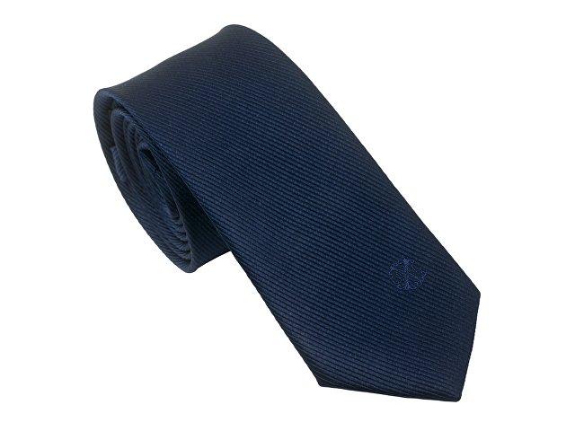 Шелковый галстук Element Navy (арт. LFC825N)