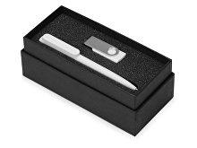 Подарочный набор Qumbo с ручкой и флешкой (арт. 700303.06), фото 2