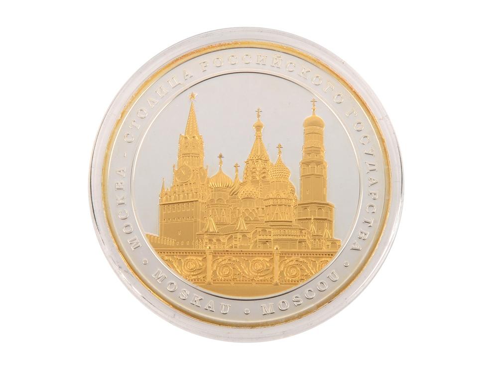 Памятная медаль Две столицы