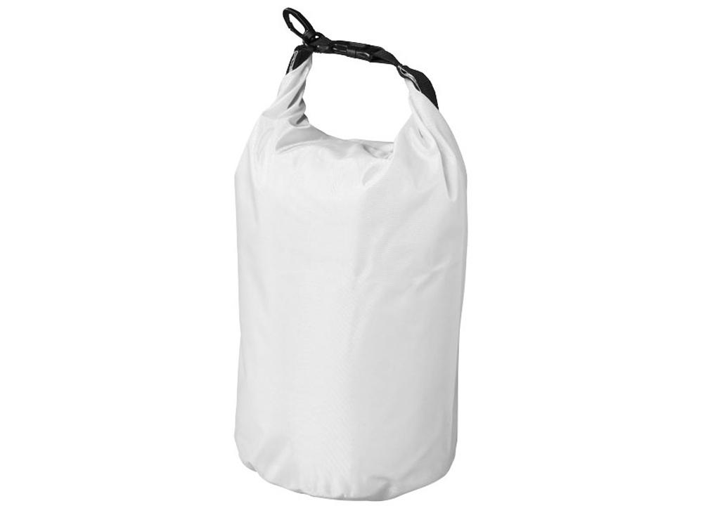 Походный 10-литровый водонепроницаемый мешок, белый