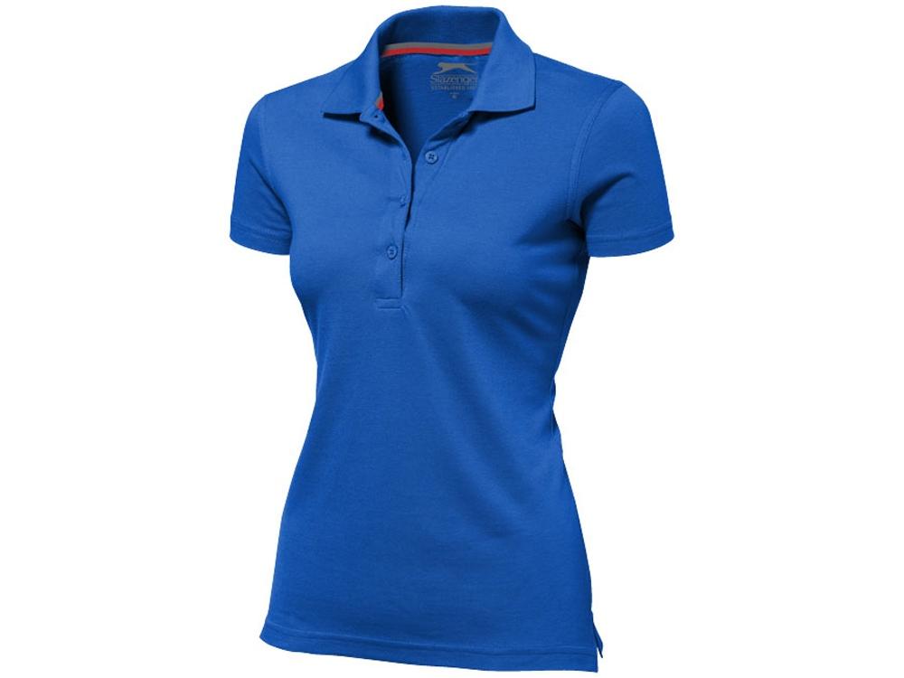 Рубашка поло Advantage женская, кл. синий