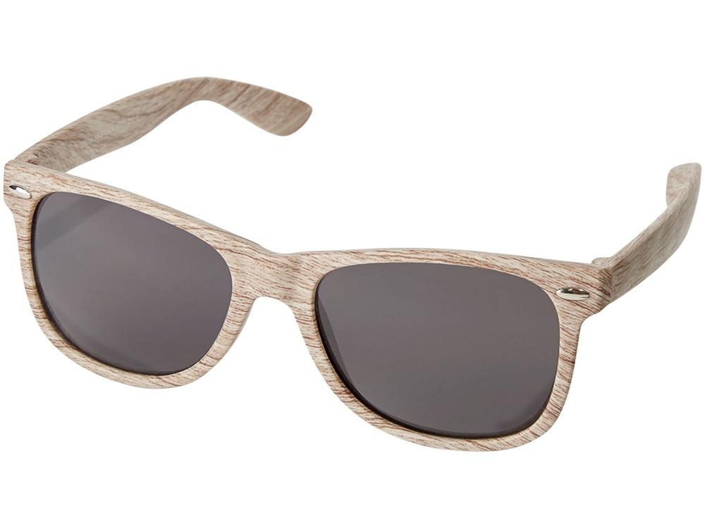 Солнцезащитные очки Allen, натуральный