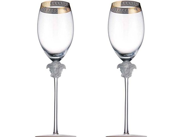 Набор бокалов для шампанского «Medusa» (арт. 82554)