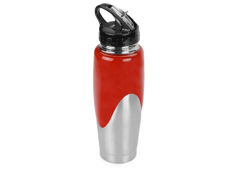 Бутылка спортивная Олимпик 800мл, красный
