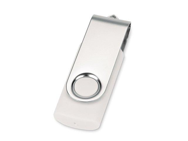 Флеш-карта USB 2.0 512 Mb «Квебек», белый