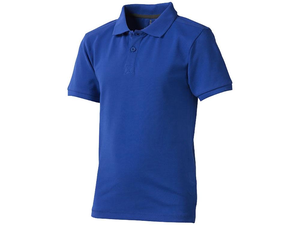 Рубашка поло Calgary детская, синий