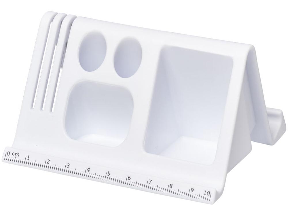 Многофункциональный настольный набор, белый