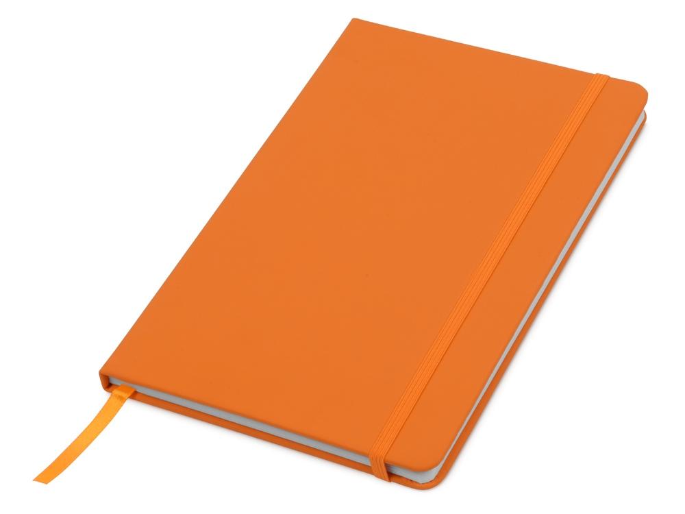 Блокнот А5 Spectrum, оранжевый