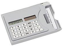 Визитница «Бухгалтер» с калькулятором и ручкой (арт. 729400)