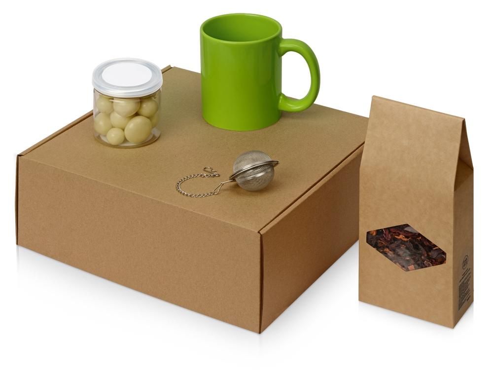 Подарочный набор Tea Cup Superior, зеленое яблоко