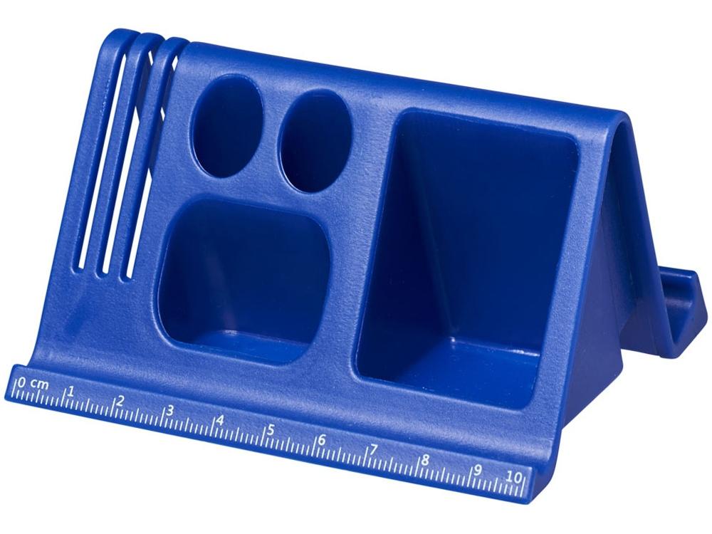 Многофункциональный настольный набор, ярко-синий