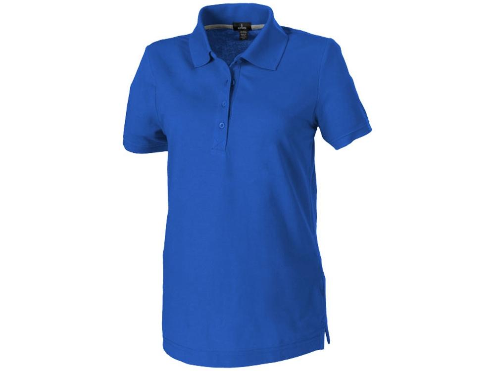 Рубашка поло Crandall женская, синий