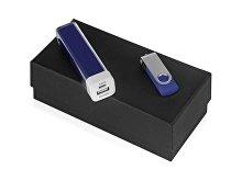 Подарочный набор Flashbank с флешкой и зарядным устройством (арт. 700305.02)